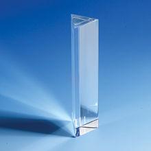 Prisma para Descomposición de la Luz