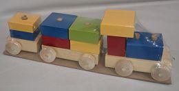 Tren de arrastre chico