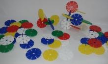 Armatodo circular x 160 piezas
