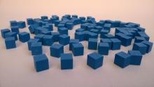 Centímetro cúbico set x 100