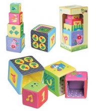 Cubos apilables soft x 4 PF