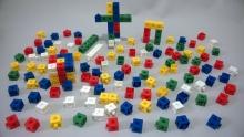Cubos de Encastre x 200 piezas
