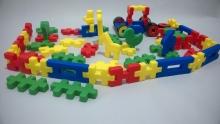 Encastre ferris wheel 60 piezas