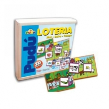 Lotería mar - selva - campo