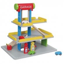 Parking garage Sky