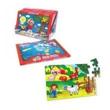 Puzzle 24 piezas Pudú