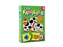 Puzzle Las familias