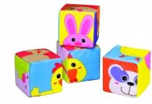 Puzzle en cubos soft