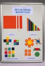 Set de Piezas Magnéticas